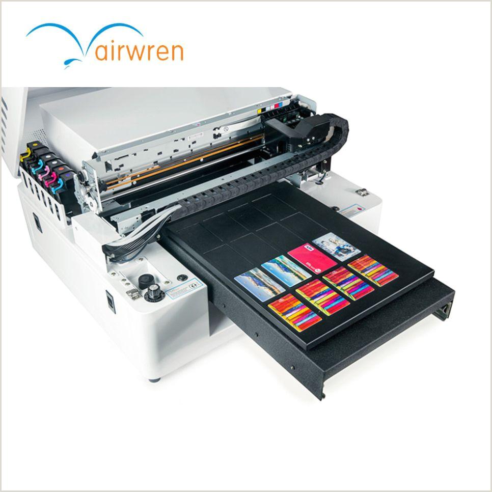 Printing Business Card Inkjet Printing Sheet Metal