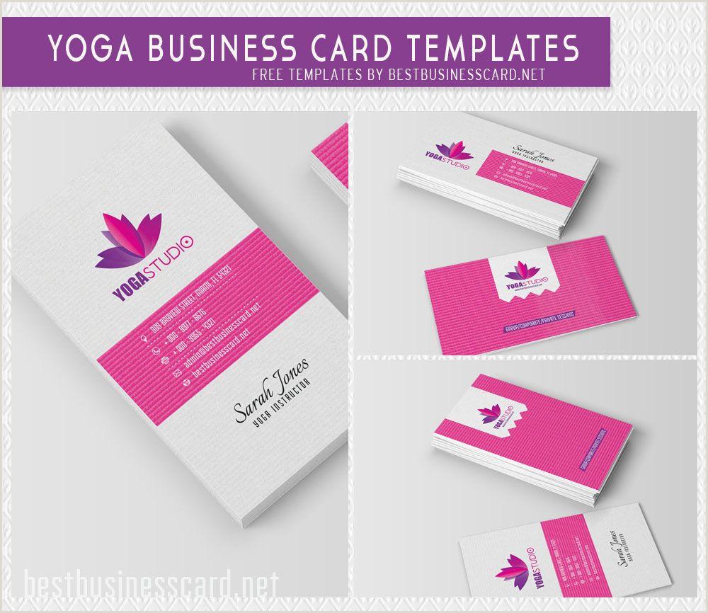 Privet Yoga Teacher Best Business Cards Yoga Business Cards Templates Free Yogawalls