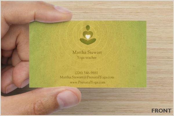 Privet Yoga Teacher Best Business Cards Yoga Instructor Business Cards Yogawalls