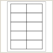 """Product Line Card Template Word Template For Avery 5371 Business Cards 2"""" X 3 1 2"""""""