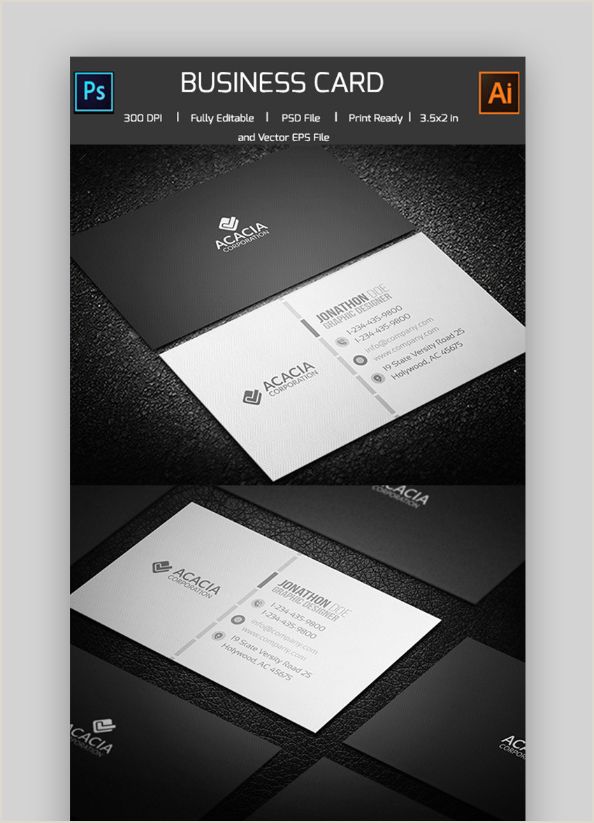 Professional Buisness Cards 25 Best Personal Business Cards Designed For Better
