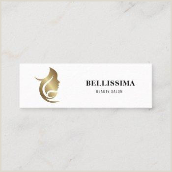 Professional Buisness Cards Gold Sayings Business Cards