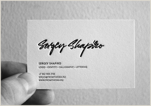 Professional Business Card Examples Personal Business Card 65 Examples – Bashooka