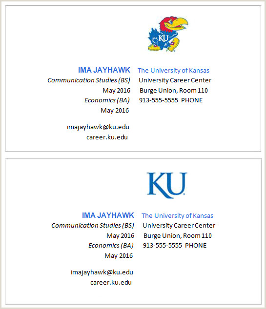 Professional Business Card Examples Student Business Card Examples Free Resume Templates