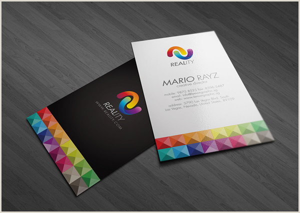 Professional Business Card Ideas Professionally Designed Business Cards 25 Examples