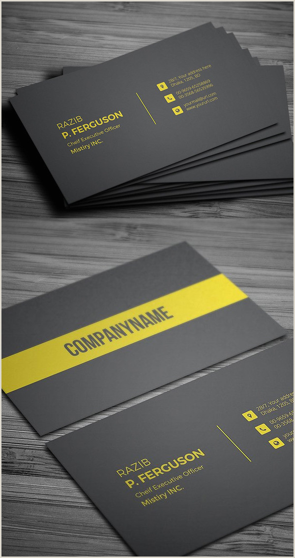 Professional Business Card Printing 25 New Professional Business Card Templates Print Ready