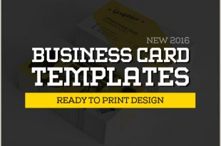 Professional Business Cards Designs 25 Professional Business Cards Template Designs