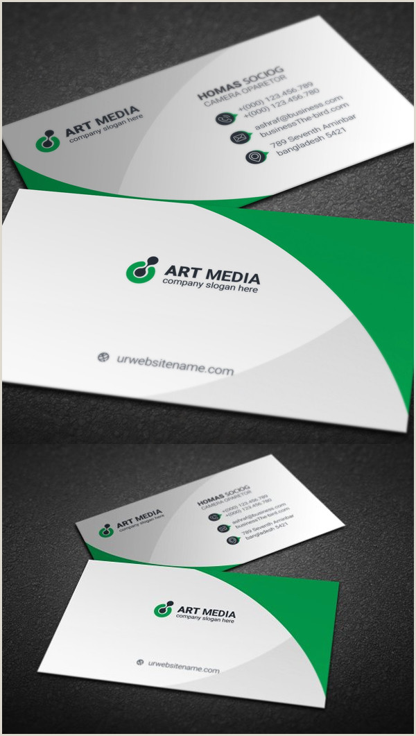 Professional Looking Business Cards 25 New Professional Business Card Templates Print Ready