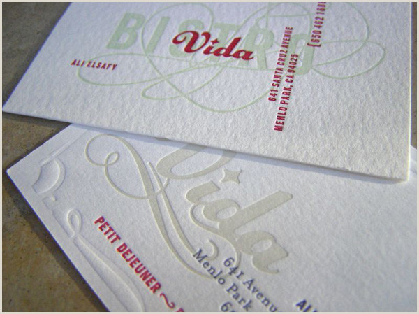 Professional Looking Business Cards 40 Stunningly Professional Business Cards