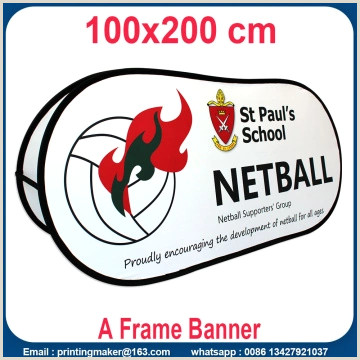 Promo Banner Stands China Manufacturer Of Pop Up Display Pop Up Banner Stand