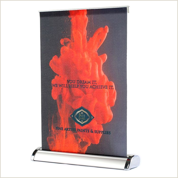 Promo Banner Stands Custom Printed Promotional Products