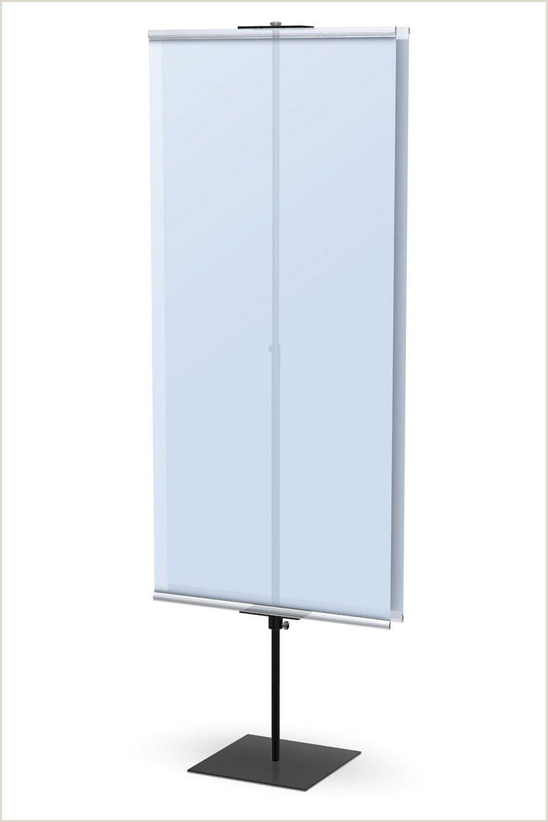 Promo Banner Stands Promo Banner Stand Double