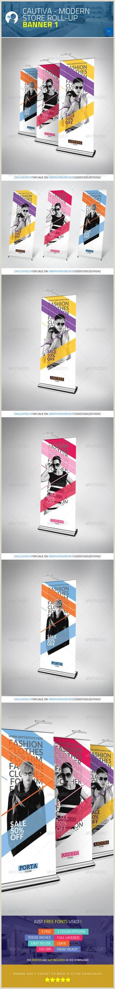Pull Out Banners 40 Mejores Imágenes De Roll Up Banner