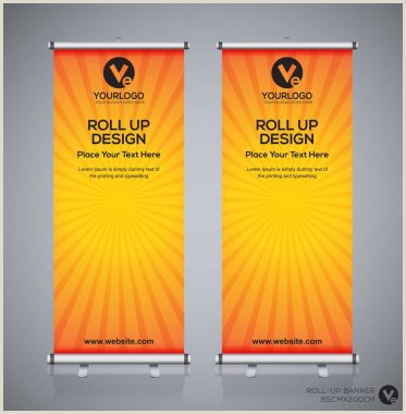 Pull Up Banner Design ✅ Pull Up Banner Premium Vector For Mercial Use