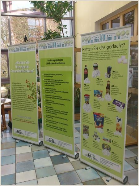 Pull Up Banner Design Roll Up Machen Sie Ihre Eigene Gesundheitsreform