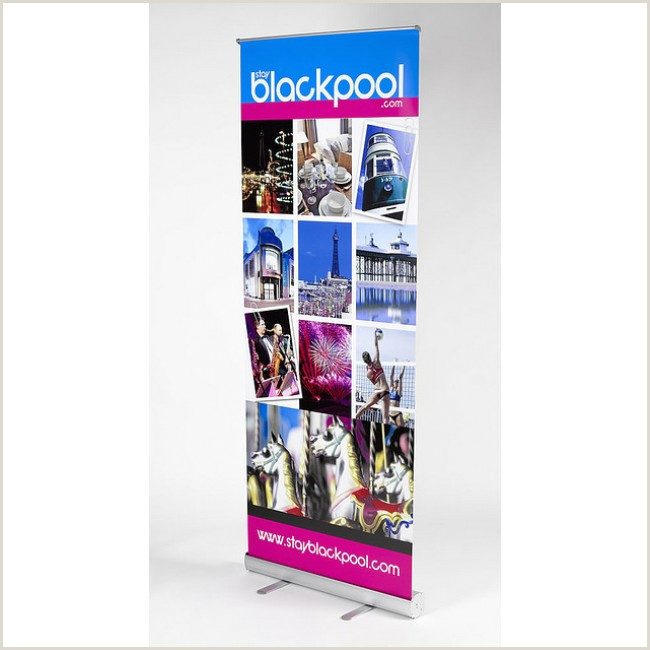 Pull Up Banner Printing For A Cost Effective Solution At Trade Shows Opt For Roll