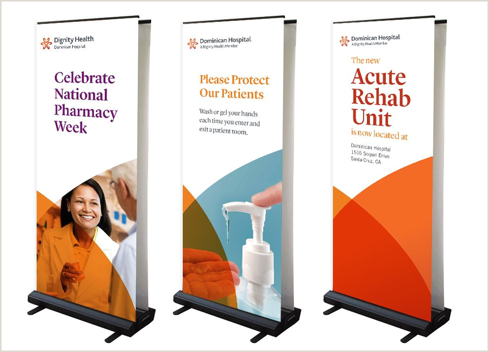 Pull Up Banner Stands Dh Banner Stand 990—712