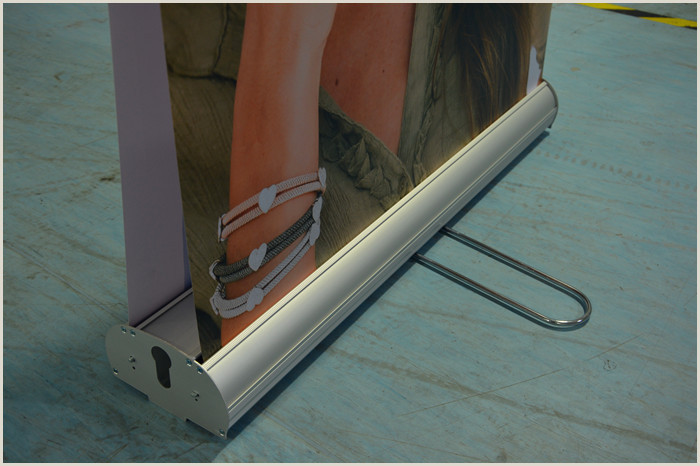 Pull Up Banner Stands Double Side Pull Up Banner Stand Ptc Display