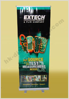 Pull Up Banner Stands Hk Displaystand