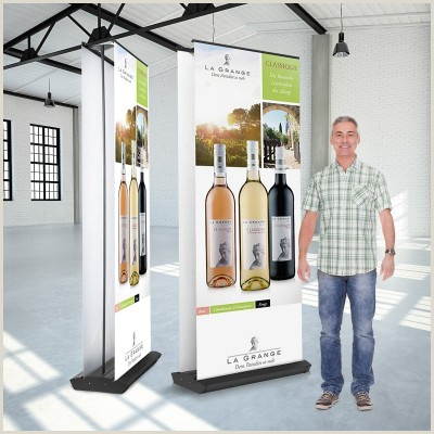 Pull Up Banner Stands Roll Ups Und Rollup Banner Inkl Druck Ab 19 € Bei Konorg