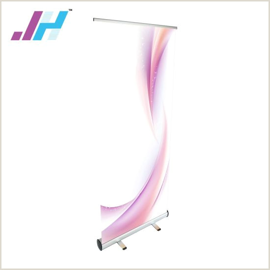 Pull Up Banner Stands Standard Type Pull Up Banner Stand For Advertising