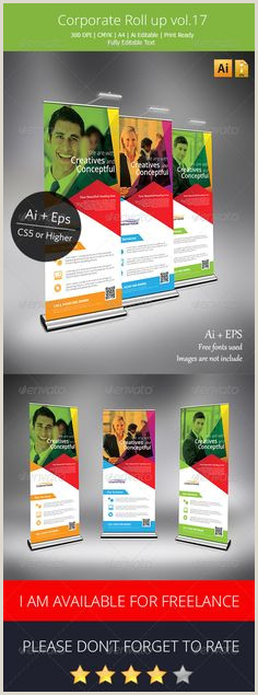 Pull Up Banners Dimensions 40 Best Roll Up Images