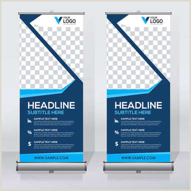 Pull Up Banners Dimensions ✅ Pull Up Banner Premium Vector For Mercial Use