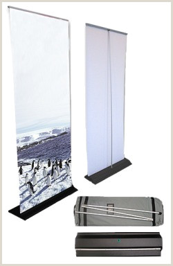 Pull Up Banners Dimensions Pull Up Banner
