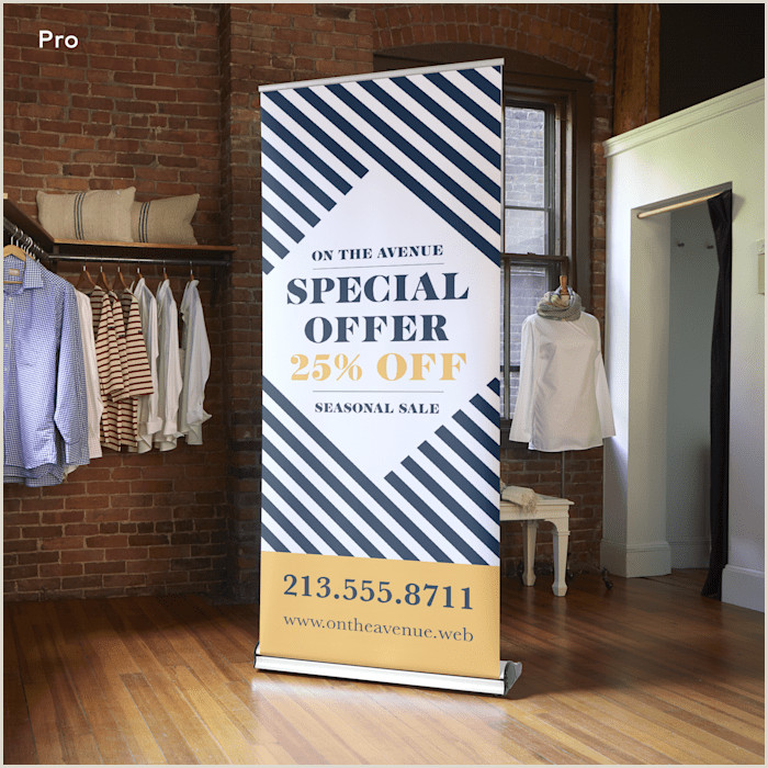 Pull Up Banners Vistaprint Retractable Banners
