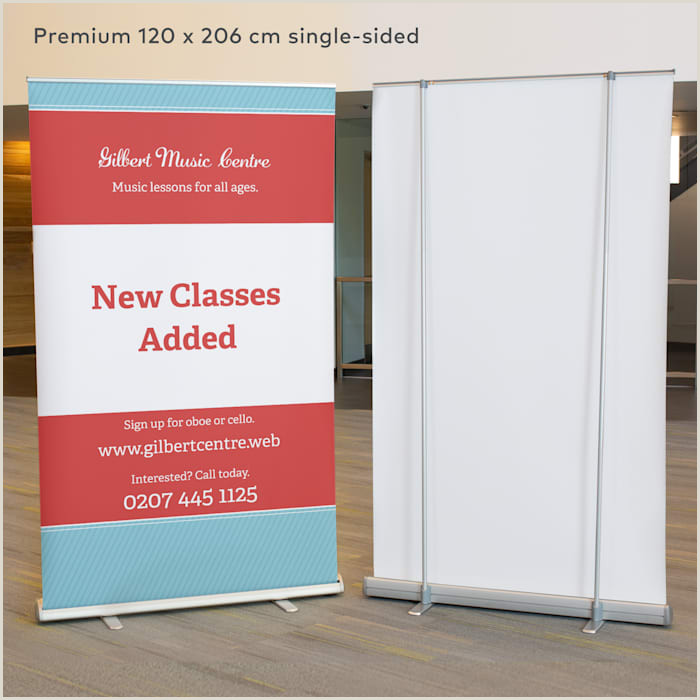 Pull Up Banners Vistaprint Roller Banners