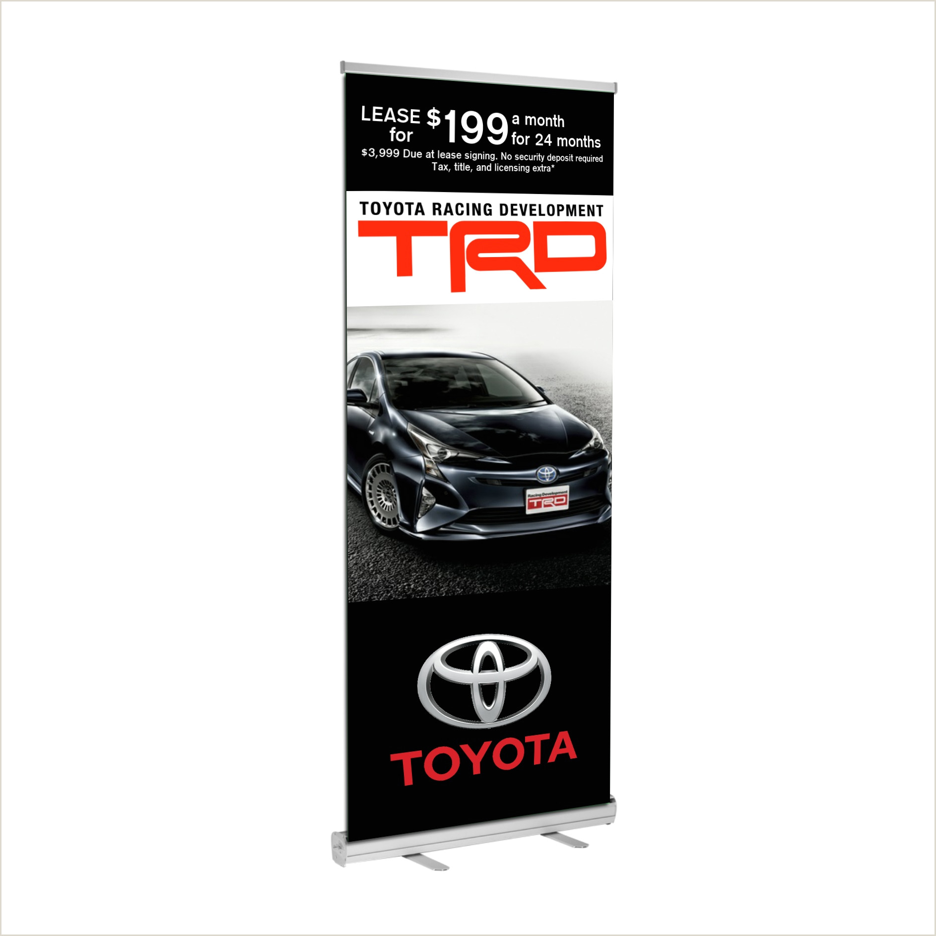 Pull Up Display Banner Sd Pull Up Banner