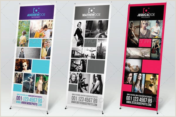 Pull Up Marketing Banners 9 Advertising Pull Up Banners Design Templates