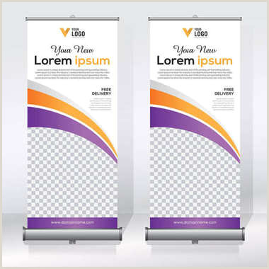 Pull Up Marketing Banners ✅ Pull Up Banner Premium Vector For Mercial Use