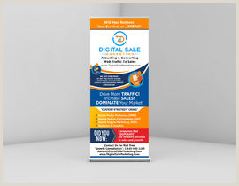 Pull Up Marketing Banners Pull Up Banner Design For Digital Marketing Agency