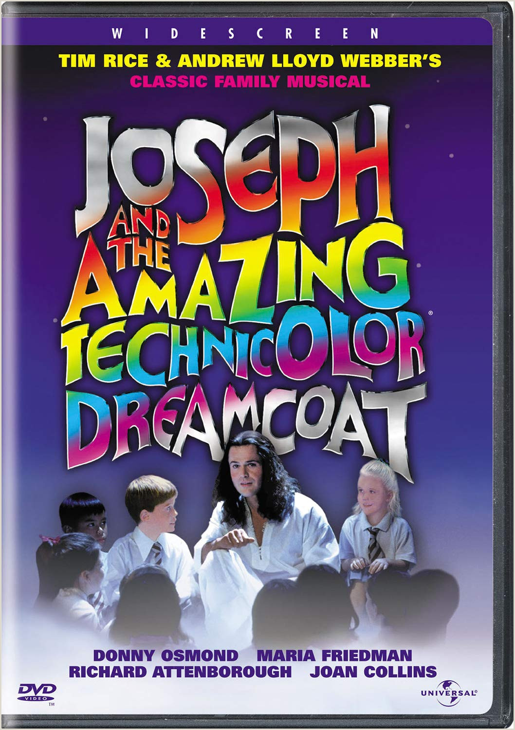 Pull Up Poster Amazon Joseph And The Amazing Technicolor Dreamcoat