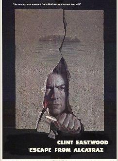 Pull Up Poster Escape From Alcatraz Film