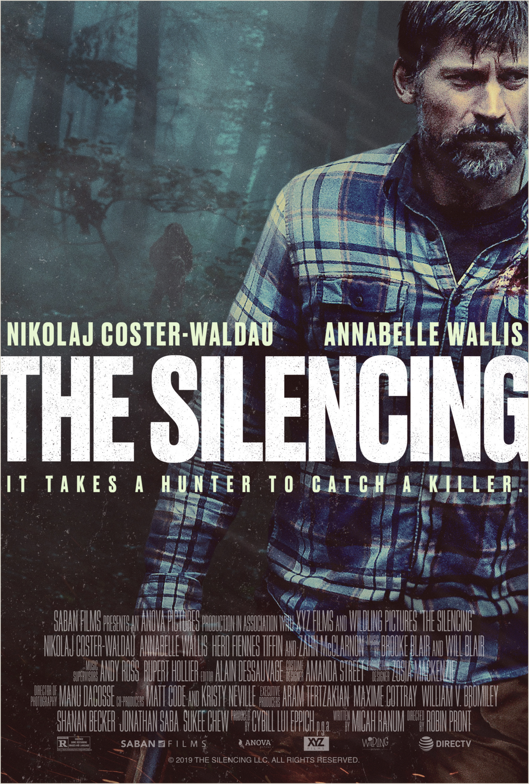 Pull Up Poster The Silencing 2020 Imdb