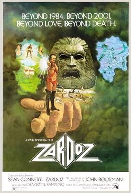 Pull Up Poster Zardoz