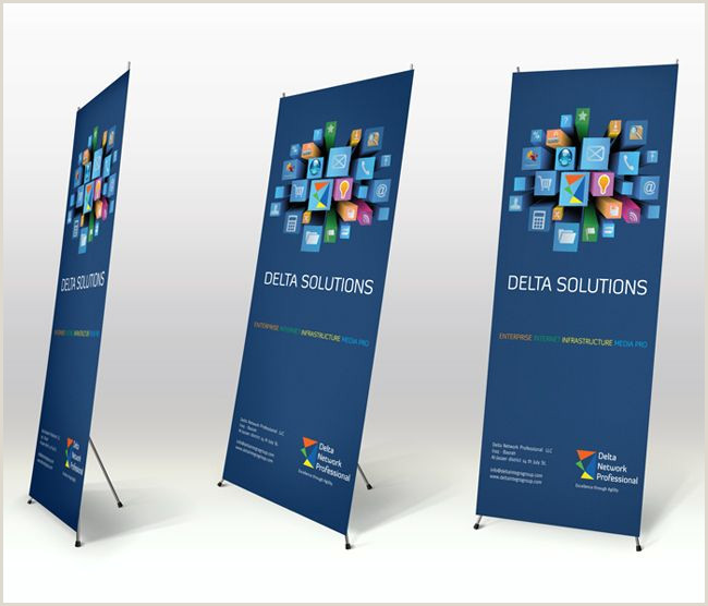 Pull Up Signage Roll Up Banner