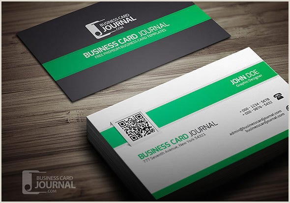 Qr Code Business Card With A Twist 34 Best Qr Code Business Card Identity Mockups Psd Word