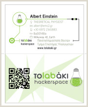 Qr Code On Business Card Good Or Bad Talk Business Cards To Labaki