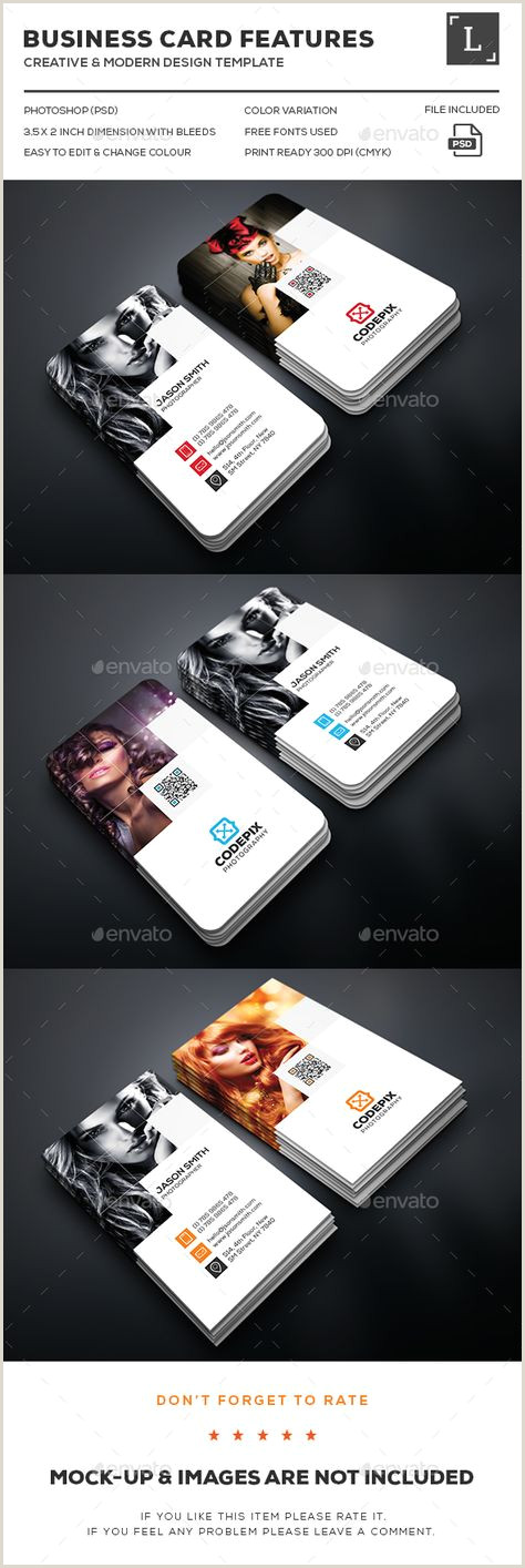 Rate Best Business Cards 46 Best Ideas For Photography Business Cards Design Ideas