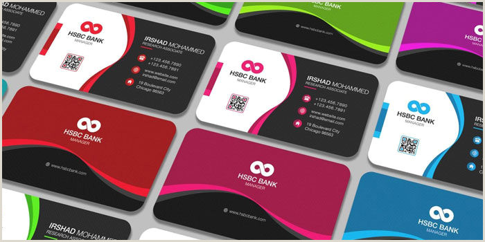 Real Business Cards Free Business Card Templates You Can Today