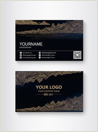 Real Business Cards Thousands Of Original High End Business Cards Template