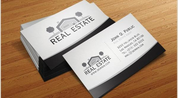 Real Estate Business Cards Examples 30 Best Examples Of Real Estate Business Card Designs