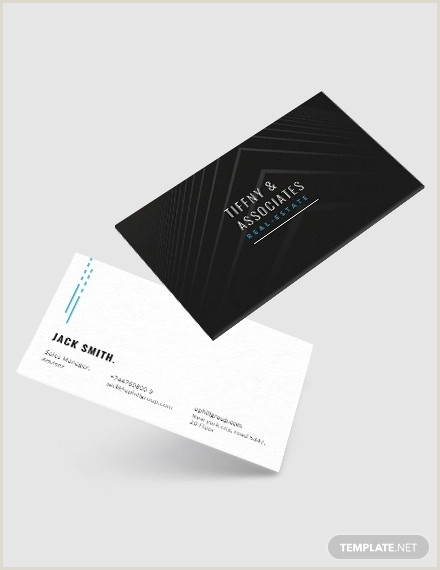 Real Estate Business Cards Examples Free 25 Real Estate Business Card Templates In Psd