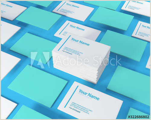 Retail Business Cards Mockup Business Cards For Panies And Retail Mockup Card