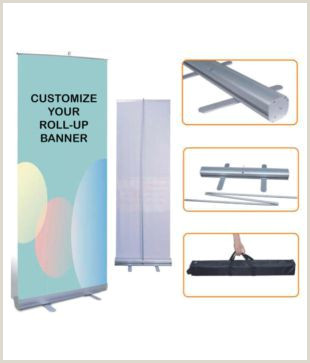 Retractable Banner Design Aluminium Roll Up Standee Buy Line At Best Price In India