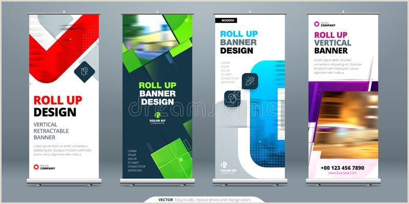 Retractable Banner Design Banner Retractable Stock Illustrations – 701 Banner