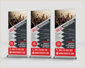 Retractable Banner Design Roll Up Modern Design By Sremac On Envato Studio